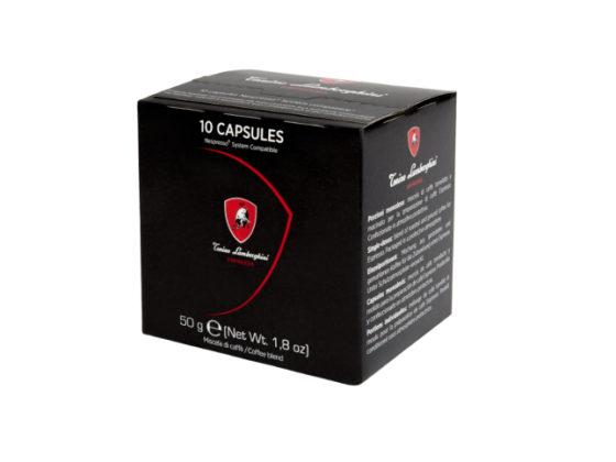 Kapsle kompatibilní se systémem Nespresso®