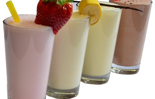 Letní osvěžení: Coari Milk Shake