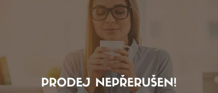 Koronavirus - fungujeme a kávy máme dost